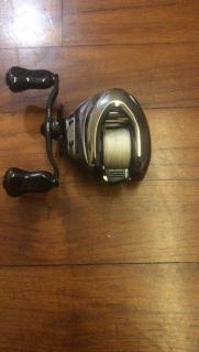 Shimano antares with livre limited handle