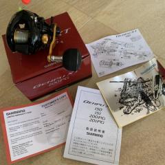 Shimano genpu XT 200PG