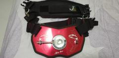 Jigging master fighting belt combo