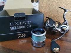 Daiwa Exist LT 3000-CH
