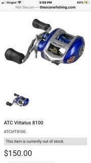 New ATC Vittatus 8101