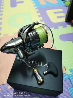 Shimano Stella c3000 fj 2018