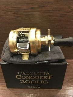 Shimano Calcutta Conquest 200HG (Right)