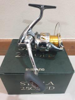 Stella 2500 FD model '08