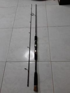 Eupro x power spinning rod