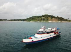 Fishing trip to tanjung pinang elly boat 14 to 16 march