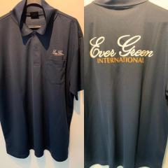 Evergreen & Duo Fushing shirts