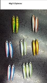 26 Pieces Brand new 40g Jig