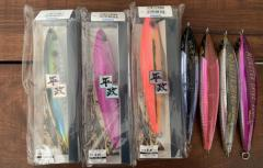 Shimano Ocea pencil special color & monster drive