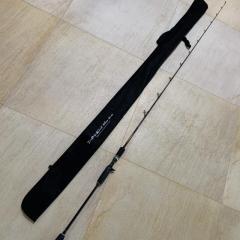 Yamaga Blanks Galahad 63/2 BC fishing rod. Made in Japan