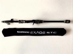 Shimano Exage STC telescopic rod (BC)
