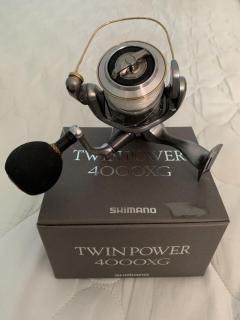 Shimano Twinpower 4000XG
