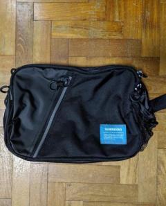 Shimano fishing hip bag