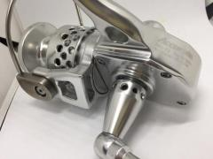 Accurate SR-12 TwinSpin reels; USA, (service by AOF on Feb,2020)