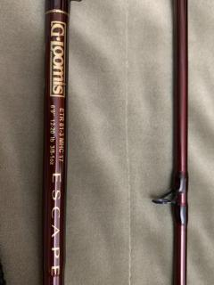 G.loomis Escape Travel Rod