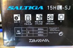 Saltiga 15HL-SJ Reel - RESERVED