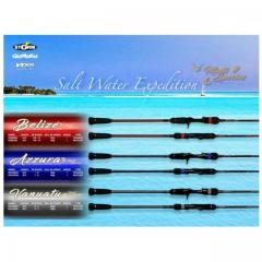 New overhead Storm belize rod pe 0.8-1.5 (NO NEGO)