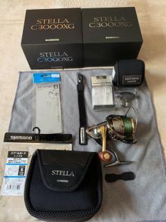 Shimano Stella C3000XG