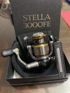 Stella 3000FE (mint condition)