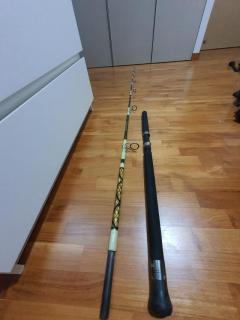 Seven Seas Popping Rod