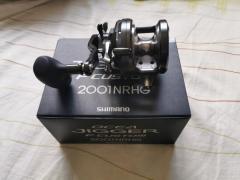 Shimano Ocea Jigger F Custom 2001NRHG