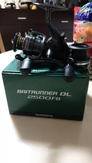 Baitrunner 2500(BNIB)