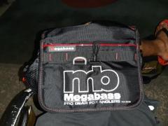 Megabass sling bag