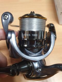 Reserved - Daiwa Luvias 1003 (magsealed)