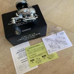 Shimano Ocea Jigger OJ1500 HG Brand new