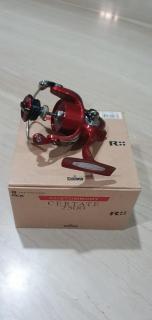 Daiwa Certate 2500 CustomBody Red