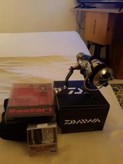 Daiwa certate 2500r for sale