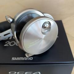 Shimano OJ 2001 NRHG. Ocea Jigger reel
