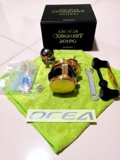 Shimano Ocea Conquest 201PG