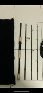 travel rod fishing rod