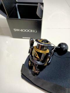 BN Shimano stella SW4000HG