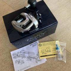 Shimano Tranx 401 HG