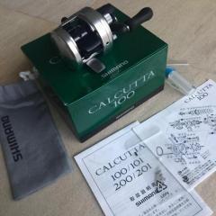 Shimano Calcutta 100D