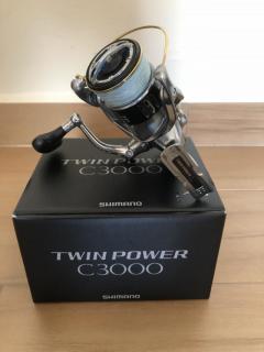 Shimano Twinpower C3000