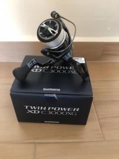 Shimano Twinpower XD C3000XG