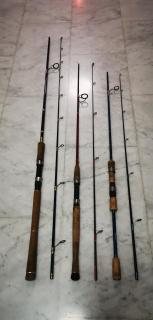 Luring Rods