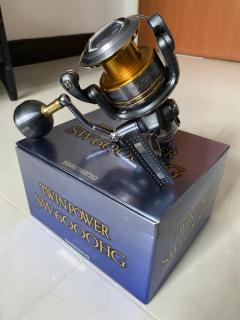 Shimano Twinpower SW6000HG