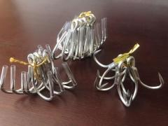 Barbless hook bundle 2/0,3/0,4/0 $40
