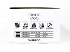 Latest Shimano Stradic FL 1000