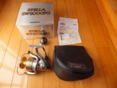 2008 Shimano Stella SW8000 PG