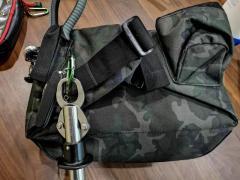 Daiwa luring hip bag