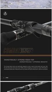 Bone combat beast cbb681xxxh