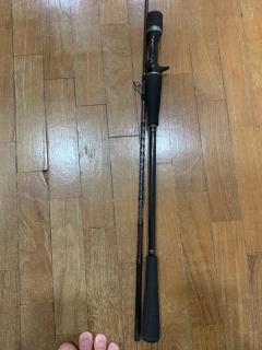 Daiwa kohga N69HB-S BC tenya rod