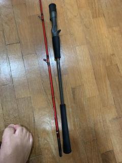 Graphiteleader Pagro Nuovo BC Tenya Rod