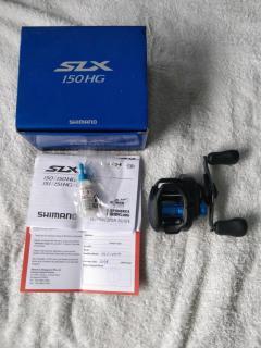 Shimano SLX 150HG