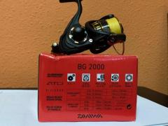 2016 Daiwa BG 2000 / 15lbs Braid